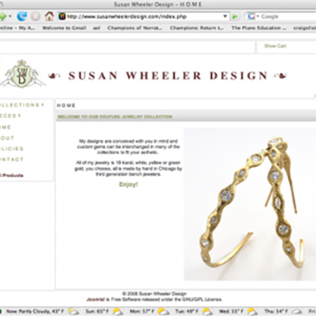 Susan Wheeler Design Custom Jewelry