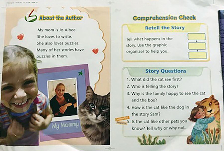 McGraw-Hill First Grade Reading